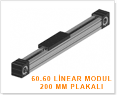 X60linear modul 200 mm plakali